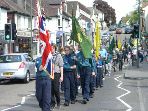 Haslemere And District Scouts News